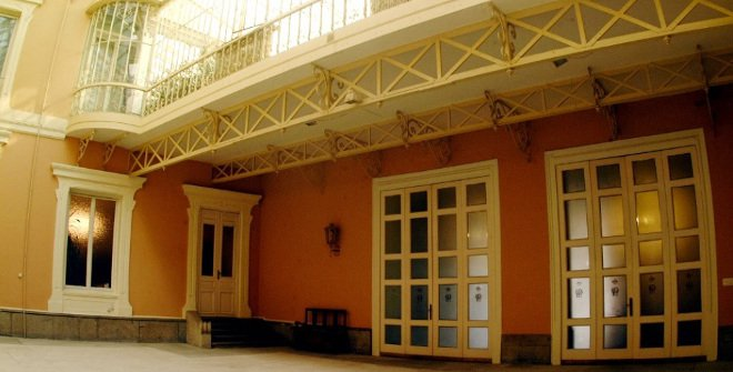 Palacio Fernan Nuñez