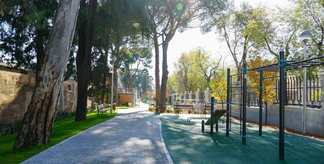 Parque de Bravo Murillo