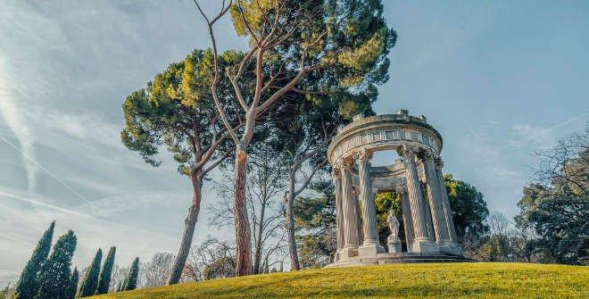 Parque El Capricho de la Alameda de Osuna | Turismo Madrid
