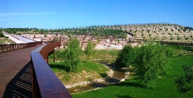 Parque de Felipe VI