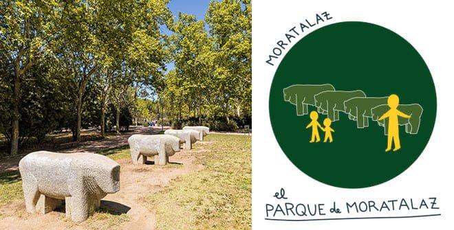 Parque de Moratalaz. Distrito Moratalaz