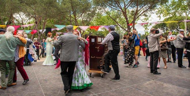 Fiestas de San Isidro - Parque de San Isidro