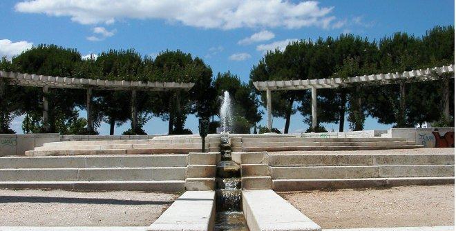 Parque Enrique Tierno Galván