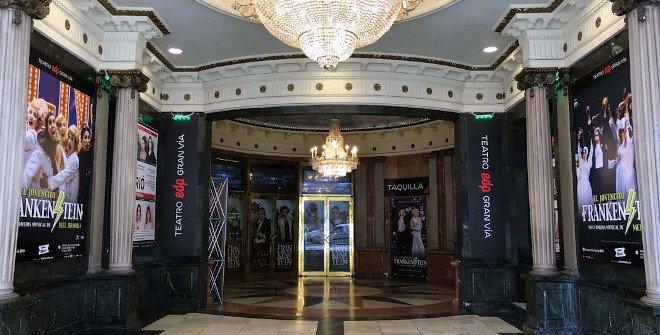 Teatro EDP Gran Vía - Pequeño Teatro Gran Vía