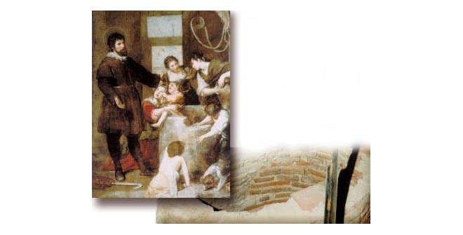 Pozo del Milagro. Museo de San Isidro. Los Orígenes de Madrid