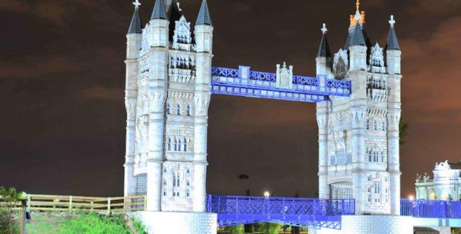 Puente de Londres (Parque de Europa)