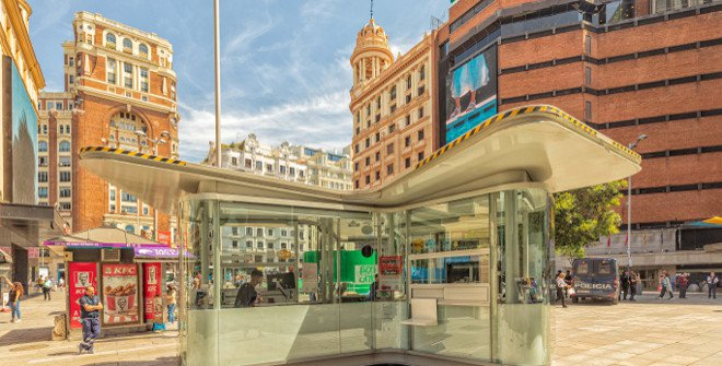 Punto de Inf.Turística Plaza de Callao