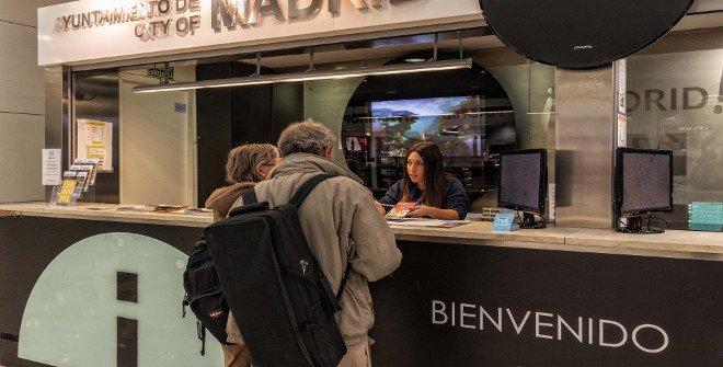 Punto Información Turística Aeropuerto Adolfo Suárez Madrid-Barajas (T4. Sala 10)