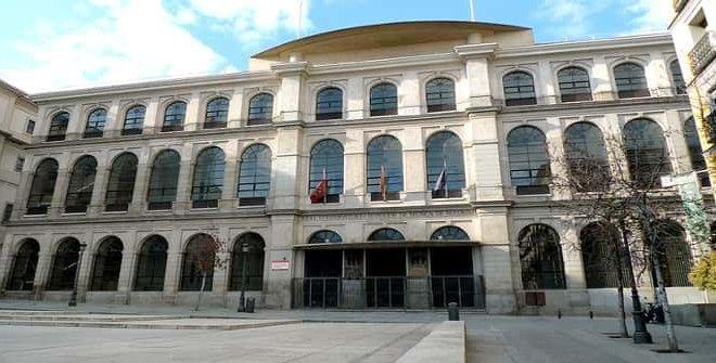 Real conservatorio superior de m sica for Conservatorio de musica