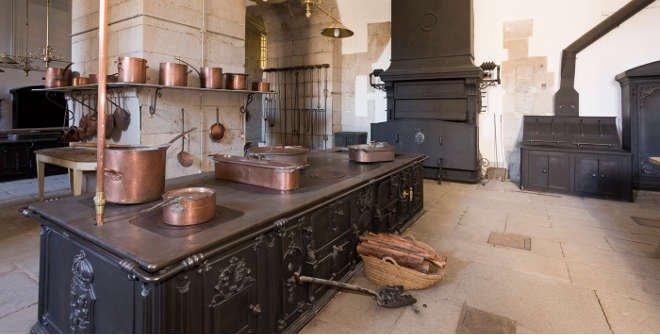 Real Cocina del Palacio Real de Madrid