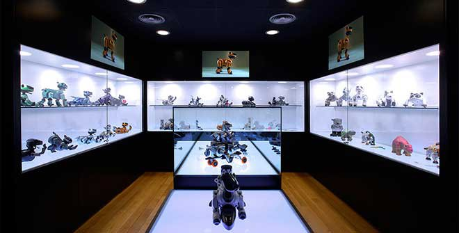 museum robot 2