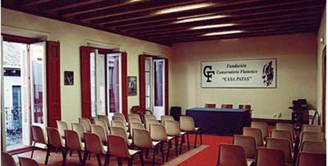 Fundación Conservatorio Flamenco Casa Patas