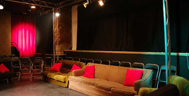 Sala Intemperie Teatro