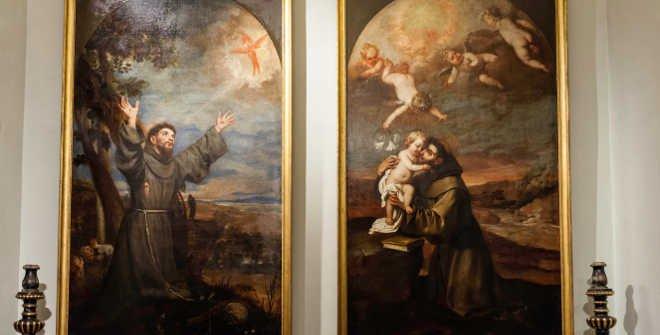 Real Basílica de San Francisco El Grande_Pinturas de Alonso Cano