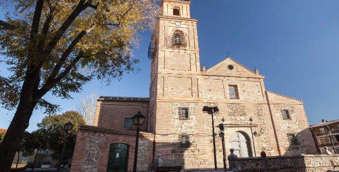 Parroquia de Santa María La Antigua