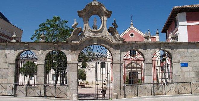 Santuario de Nuestra Señora de Valverde