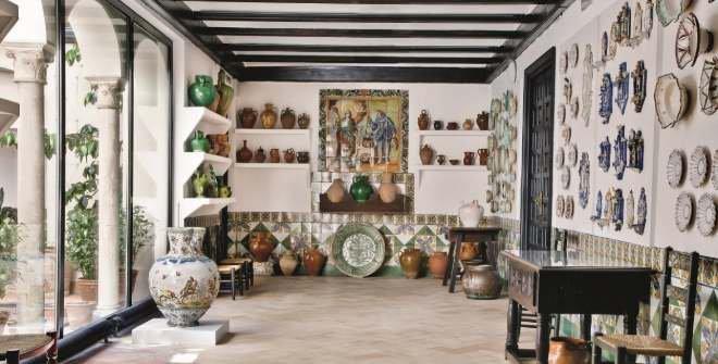 Museo Sorolla - patio andaluz