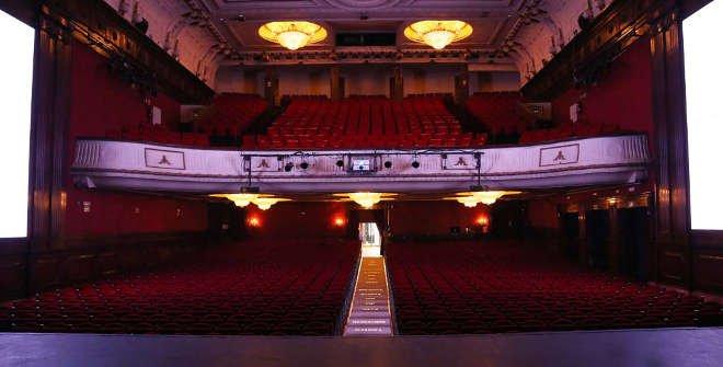 Teatro de la luz Philips