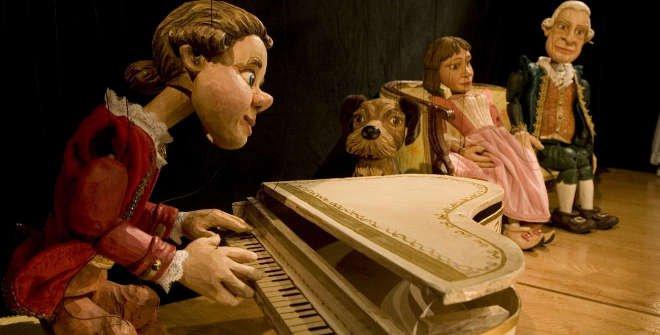 Do Re Mi, Mozart juega aquí. Compañía Títeres Cachirulo
