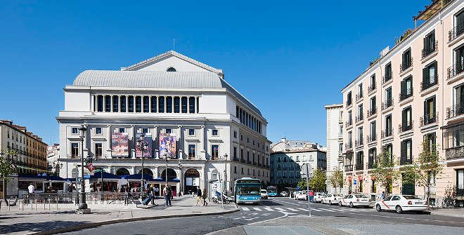 Teatro Real / Plaza de Isabel II