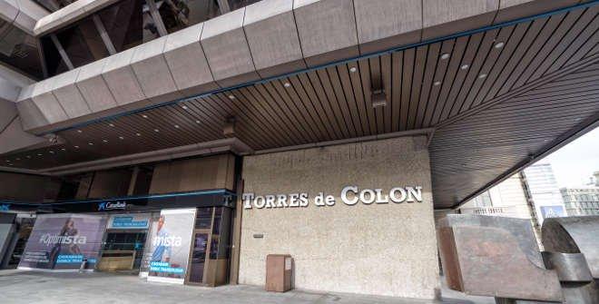Torres de Colón