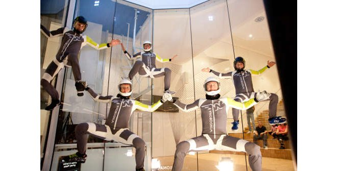 Windobona Indoor Skydiving Madrid