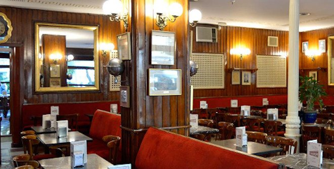Café Gijón
