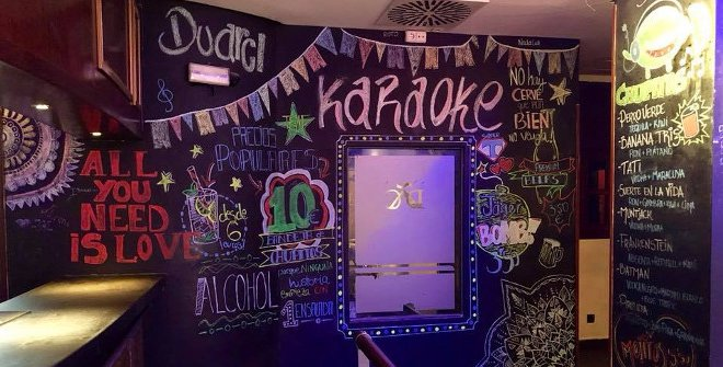 Karaoke Duarciñan