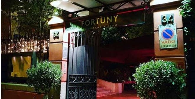 Fortuny Restaurant & Club