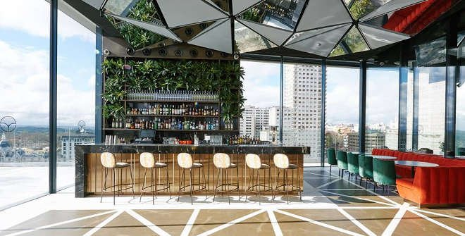 Gingko Sky Bar