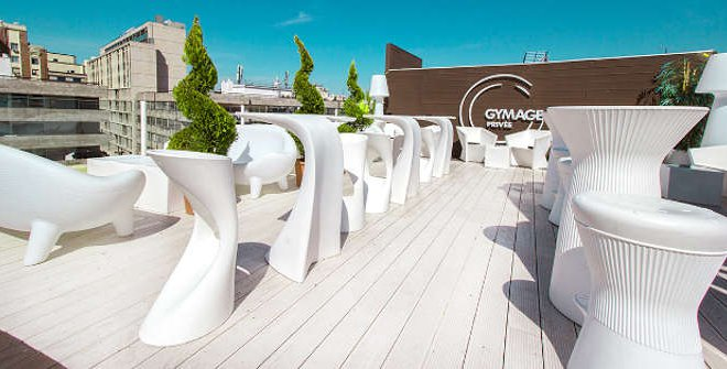 Gymage Lounge