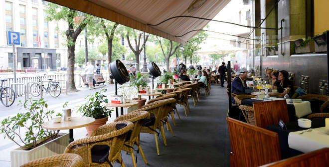 Café Del Círculo De Bellas Artes La Pecera