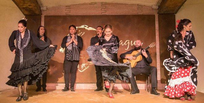 Tablao La Fragua ©Javierenriquefdez