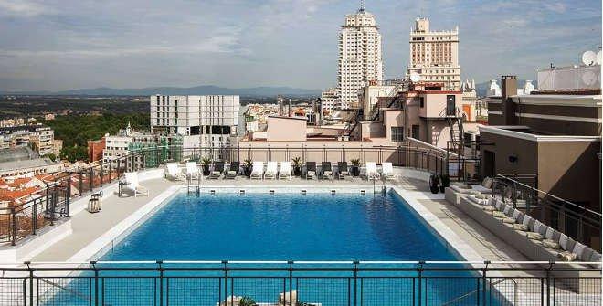 Terraza Hotel Emperador