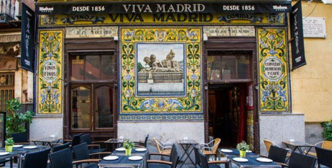 Viva Madrid