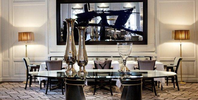 Restaurante villa magna - Villamagna hotel madrid ...