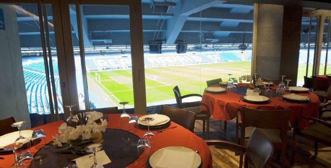 La esquina santiago bernab u stadium for Puerta 57 bernabeu