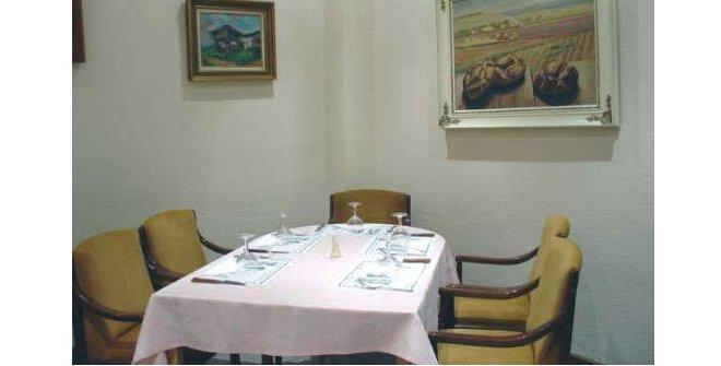Restaurante de Casa de Castillla – La Mancha en Madrid