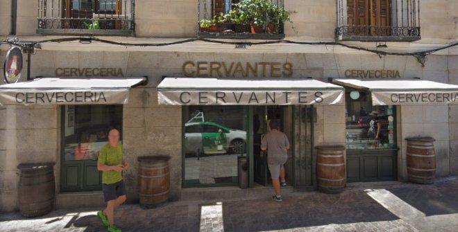Cervecería Cervantes