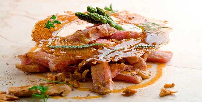 El chafl n for Deconstruccion culinaria
