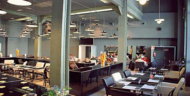 Colección Cibeles Café And Restaurant