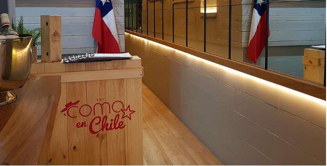 Como en Chile