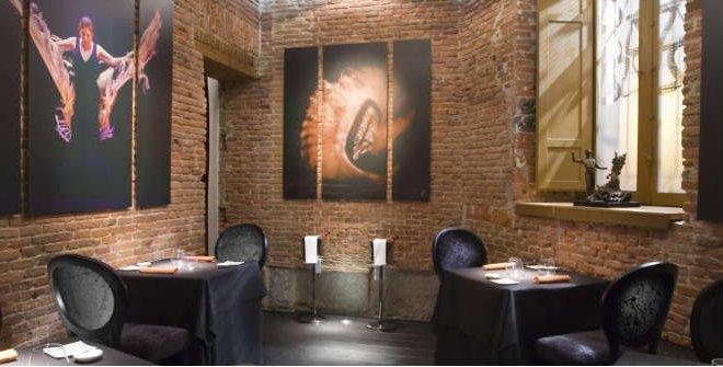 Corral de la Morería Restaurante Gastronómico
