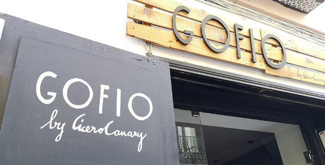 Gofio by Cicero Canary