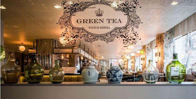 Green Tea Food & Drinks