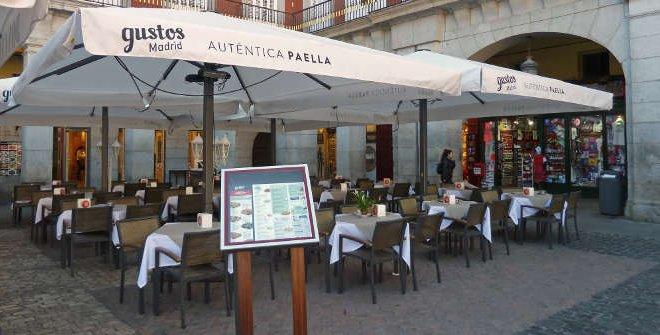Gustos Madrid Plaza Mayor