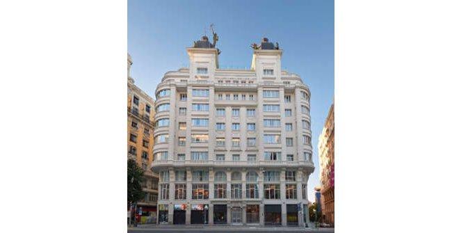 Hyatt Centric Gran Vía Madrid