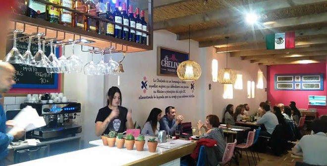 La Chelinda (foto del blog Te veo en Madrid)