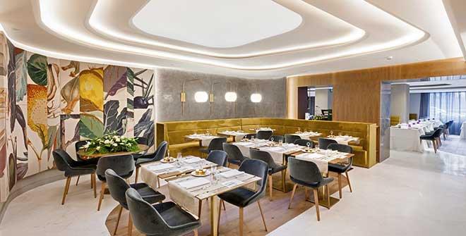 Restaurante mutis - Hoteles barcelo en madrid ...