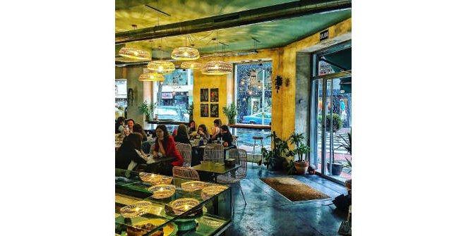 Rawcoco Green Bar Madrid